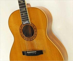 🍁 Canada Day 🍁 Feature - Stan Rogers' William Laskin Guitar (Not For Sale)