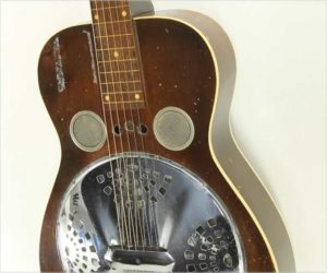 ‼️Reduced‼️ Standel DB Original Dobro Squareneck Resophonic Guitar, 1963