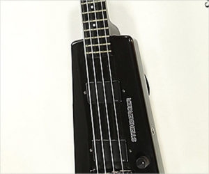 SOLD!!! Steinberger XL2 Headless Fretted Bass, 1984 (REDUCED)