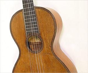 Sold!  Stephan Thumhart Romantic Guitar, Munich 1820