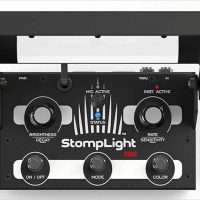 StompLight DMX Lighting Effect Pedal - Professional - The Twelfth Fret