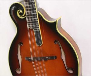 ❌ Sold ❌ Stonebridge MFS F-Style Mandolin by Frantisek Furch, 2009