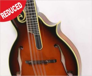 ‼️ REDUCED‼️  Stonebridge MFS F-Style Mandolin by Frantisek Furch, 2009