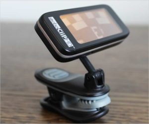 StroboClip HD Clip-on Tuner - High Definition Strobe Tuner