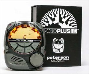 StroboPLUS HD Handheld Strobe Tuner -Metronome