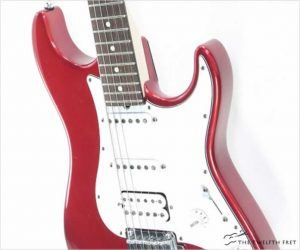 ❌SOLD❌  Suhr Classic Pro S1 Red Metallic,  2008