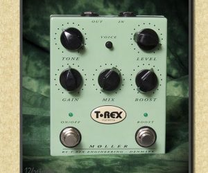 T REX Moller Overdrive - Discontinued