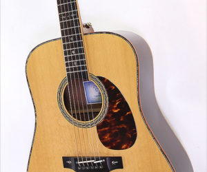 SOLD!!! Takamine 45th Sapphire Anniversary Steel String Guitar, 2007