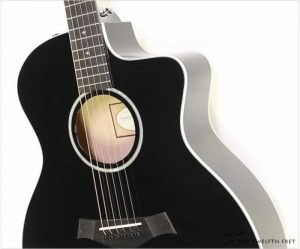 Taylor 214ce BLK DLX - The Twelfth Fret