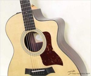 Taylor 214ce Plus Grand Auditorium Acoustic Guitar