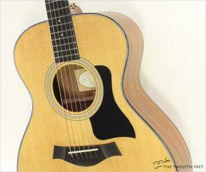 ❌SOLD❌ Taylor 312 Steel String Guitar Natural, 2014