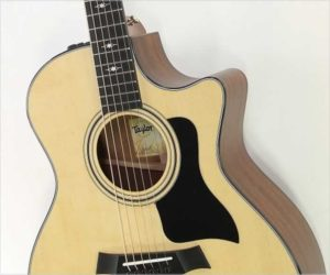 Taylor 314ce V-Class Grand Auditorium Steel String, 2018