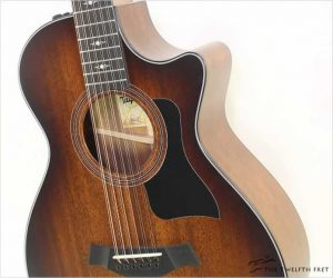 Taylor 362ce 12 String Guitar Shaded Edge Burst