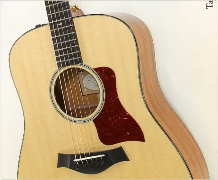 Taylor 510E Dreadnought Steel String, 2016 - The Twelfth Fret