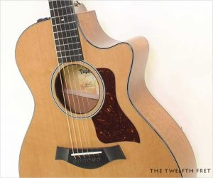 Taylor 512ce Cedar Top Grand Concert Steel String