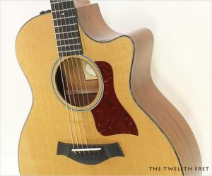 Taylor 514ce Cedar and Mahogany Steel String, 2016 - The Twelfth Fret