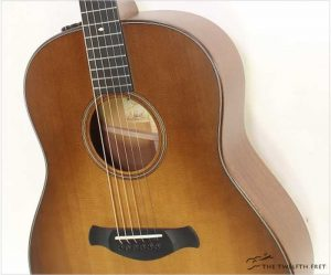 Taylor 517e Builder's Edition Wild Honey Burst - The Twelfth Fret