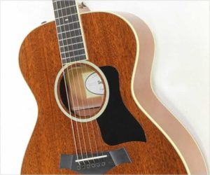 Taylor 522e 14 Fret First Edition 12 of 100 Mahogany, 2013