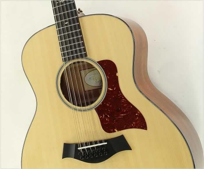 taylor 556 12 string acoustic guitar 2017. Black Bedroom Furniture Sets. Home Design Ideas