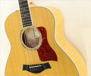 Taylor 618e Grand Concert Steel String Maple, 2011