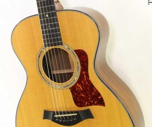 Taylor 712 with Fishman Pickup, 1997