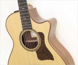 Taylor 712ce 12 Fret Grand Concert Steel String Guitar