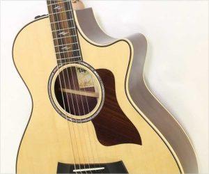 Taylor 812ce 12 Fret Cutaway Steel String