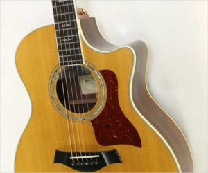 ❌SOLD❌  Taylor 814ce Steel String Guitar, 1999