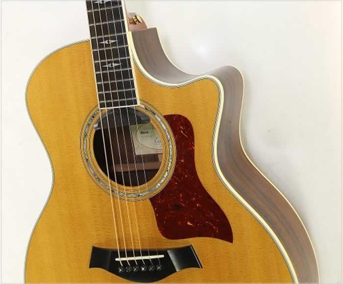 Taylor 814ce Steel String Guitar, 1999   www 12fret com