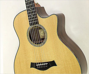 Sold!   Taylor Baritone-6 CW Acoustic Guitar, 2006