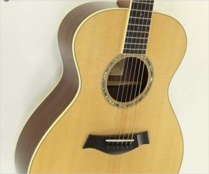 Sold!  Taylor GC8 Left Handed Steel String Guitar, 2010