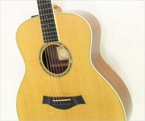Taylor GS8e Non Cutaway Steel String Natural, 2012