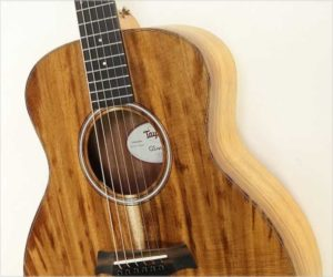 Taylor GS Mini-e Koa Steel String Guitar