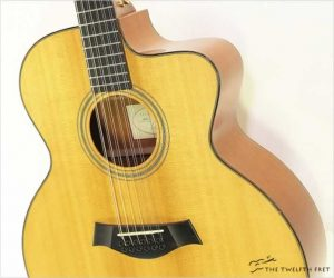 Taylor LKSM Leo Kottke Signature Model 12 String Natural, 2000