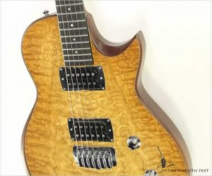 Taylor Solidbody Standard Tamo Ash Top Edgeburst, 2008 - The Twelfth Fret