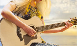 The Summer Song Taylor 814ce DLX Giveaway - The Twelfth Fret