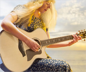 Enter The Summer Song Taylor 814ce DLX Giveaway