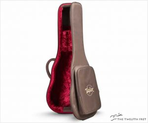 Taylor Super Aero Case, GS Mini, Chocolate Brown