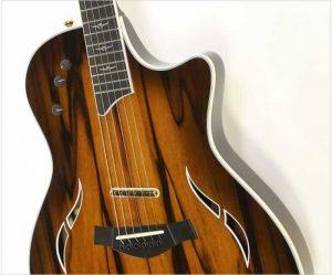 Taylor T5 C2 Ebony Top Thinline, 2008-The Twelfth Fret