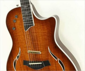 ❌SOLD❌  Taylor T5 C2 Koa Slimline Electric, 2006