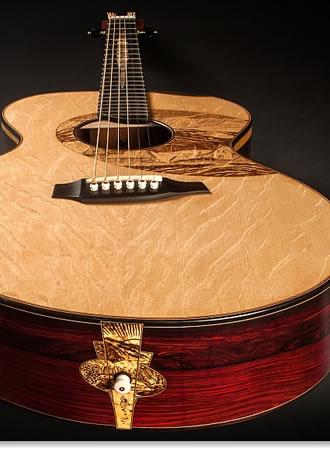 History the Twelfth Fret - David Wren Guitars