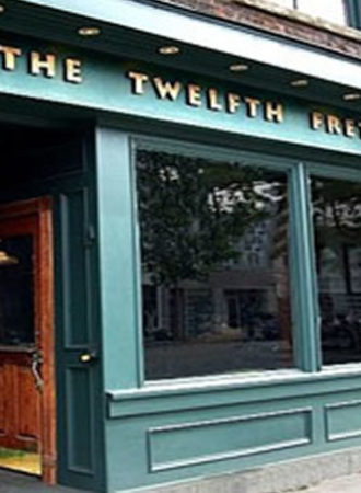 The Twelfth Fret Store Front 2000