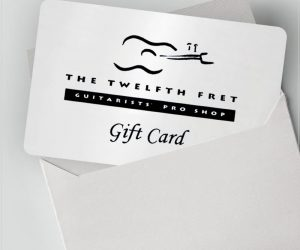 The Twelfth Fret Gift Card