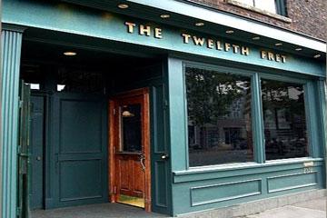 The Twelfth Fret Storefront