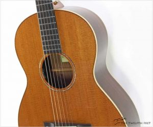 Thompson 00 Redwood and Rosewood Natural, 1996 - The Twelfth Fret