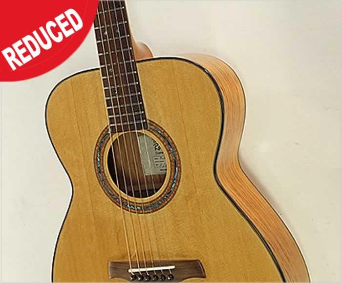 Tim Reede Custom OM Palo Escrito Steel String Guitar, 2016 - The Twelfth Fret