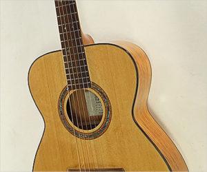 Tim Reede Custom OM Palo Escrito Steel String Guitar, 2016