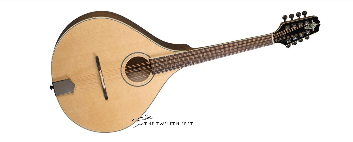 Trinity College TM-325 Standard Celtic Octave Mandolin - The Twelfth Fret