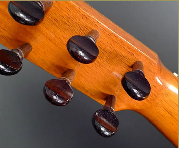 Tuners and Tuning Machines - The Twelfth Fret