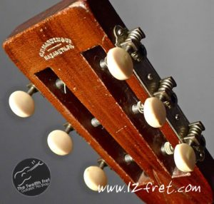 Tuning Machines - the Twelfth Fret - Patrick Keenan